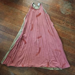 Made in CA 3rd Season tent dress S